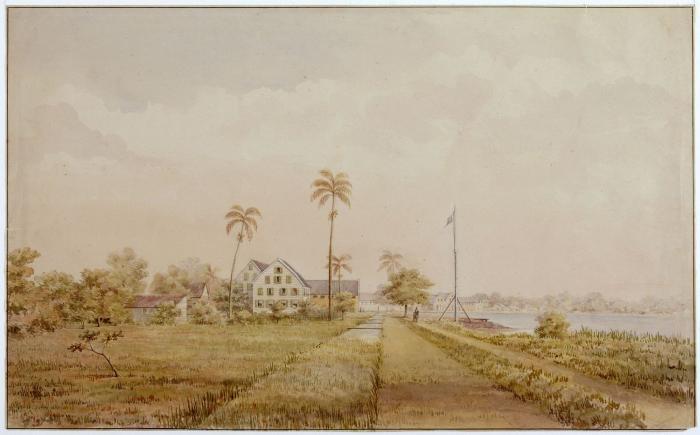 Deze afbeelding heeft een leeg alt-attribuut; de bestandsnaam is Tropenmuseum_Royal_Tropical_Institute_Objectnumber_3348-17_De_plantages_Nijd_en_Spijt_en_Alkma.jpg